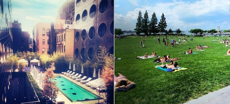 NYC Staycation