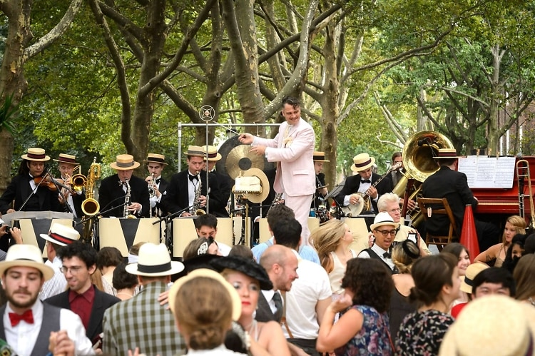 9th Annual Jazz Age Lawn Party