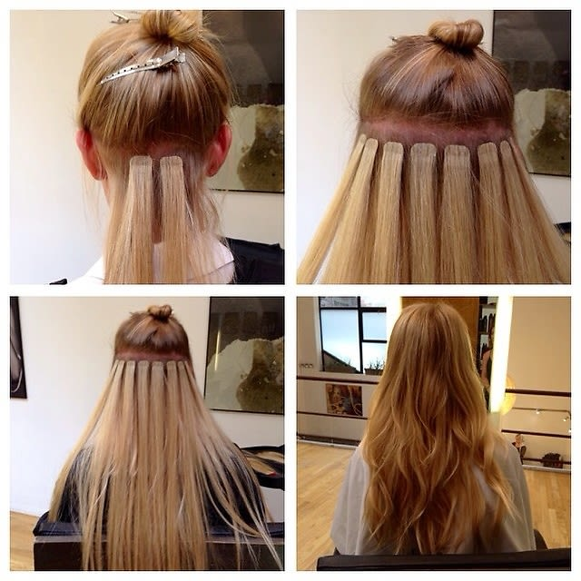 Long Hair Dont Care Tips For Choosing The Right Hair Extensions