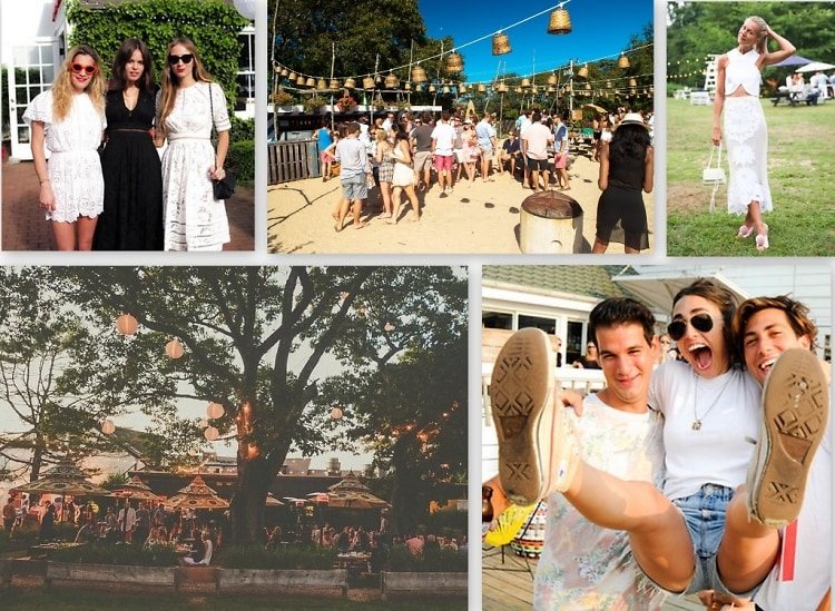 Hamptons Party Guide