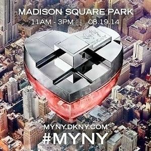 DKNY and Rita Ora celebrate launch of MYNY