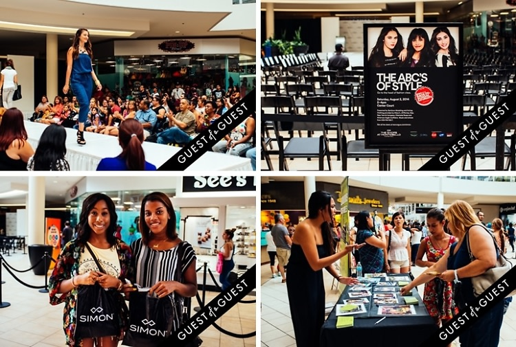 Back-To-School & The ABC's Of Style With Teen Vogue & The Shops At Montebello