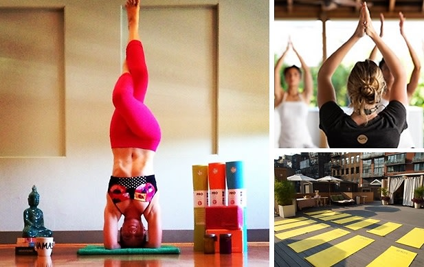 Ohm-azing: The Top 5 Yoga Studios In NYC