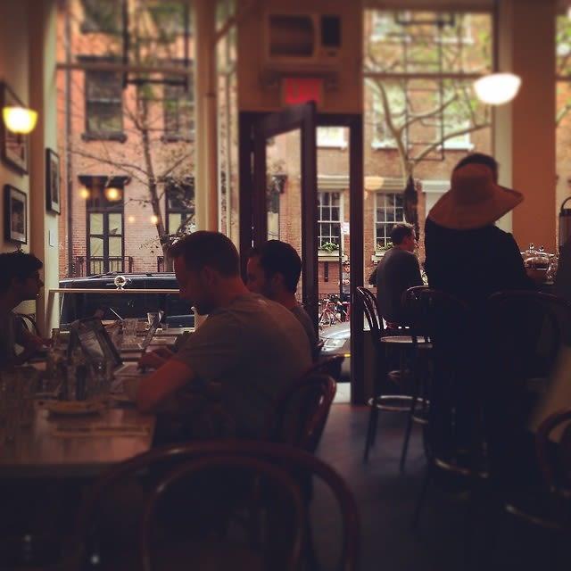 Cafe Minerva West Village Nyc