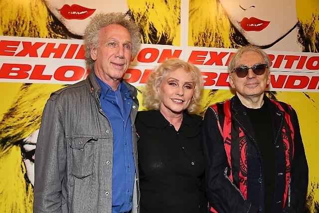 Bob Gruen, Debbie Harry, Chris Stein