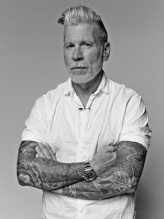 You Should Know Nick Wooster