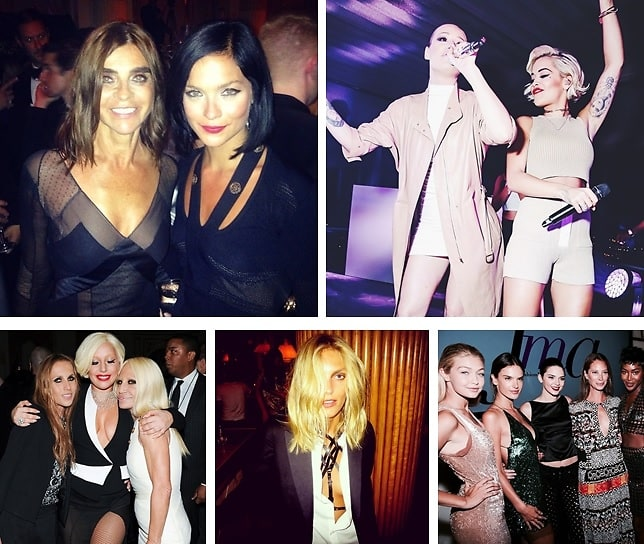 Best Parties of NYFW