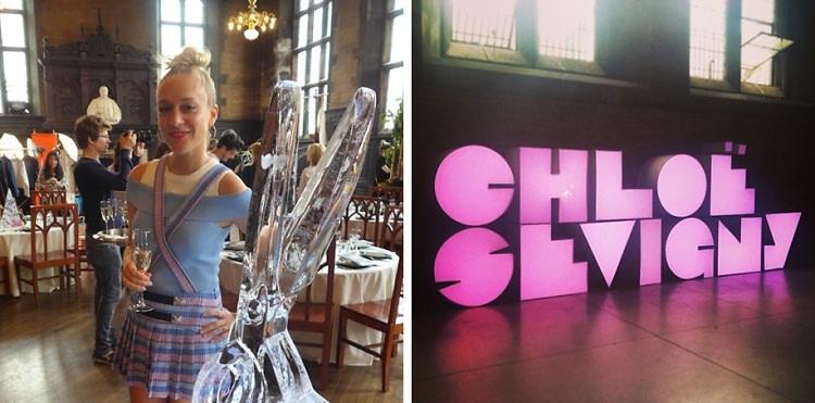 Chloe Sevigny x Opening Ceremony