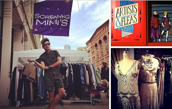 7 NYC Thrift Shops