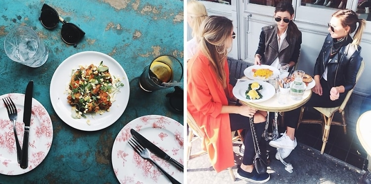London Fashion Week 2014: The Best Spots To Dine, Drink & Party