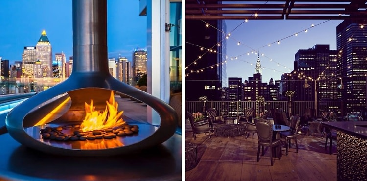 NYC Rooftops