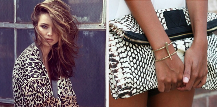 Trend Alert: Fierce Fall Prints To Stock Up On Now