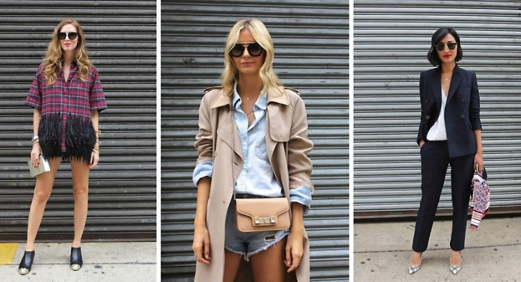Fashion Week Street Style Day 8