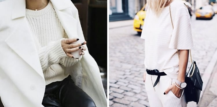 10 Ways To Wear White After Labor Day
