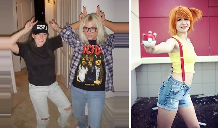 '90s Costume Ideas: 10 Ways To Dress Up Like Your Favorite Decade This Halloween