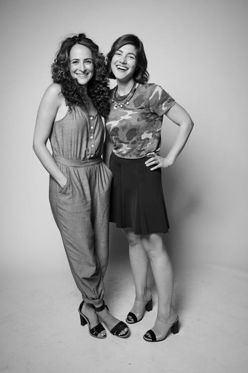Claire Mazur, Erica Cerulo