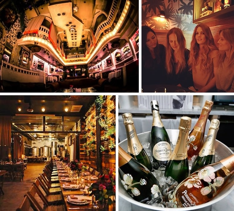 Girls Night Out: 10 NYC Spots To Host Your Bachelorette Party