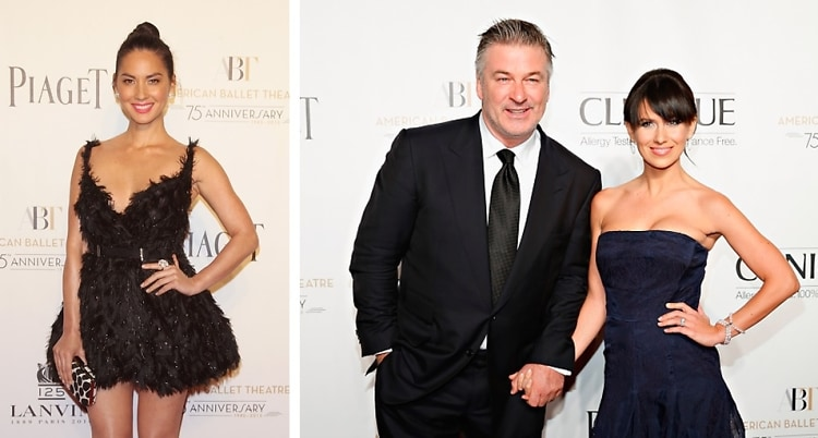 Olivia Munn, Alec Baldwin & More Attend The American Ballet Theatre 2014 Opening Night Fall Gala