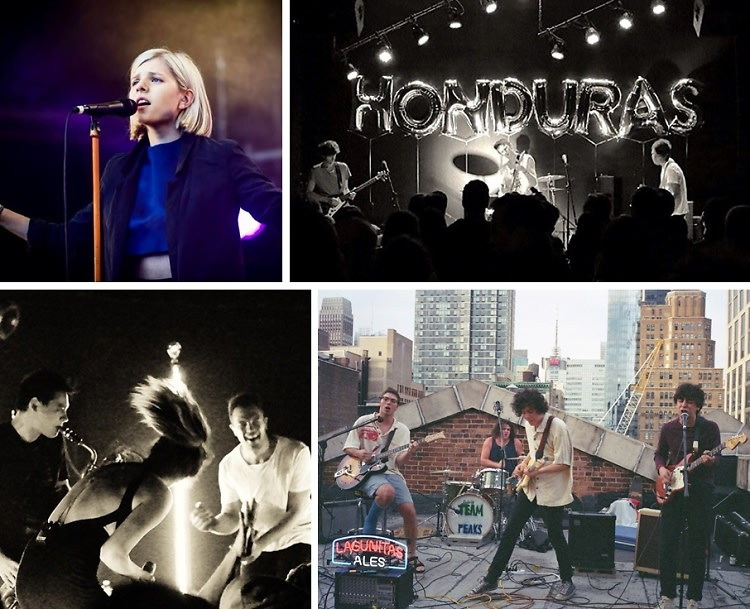 CMJ 2014: 10 New Artists To Catch At This Year's Festival