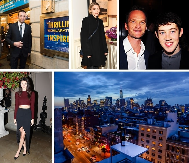 Last Night's Parties: Hugh Jackman, Neil Patrick Harris & Kendall Jenner Step Out For The Curious Incident Of The Dog In The Night-Time & More!