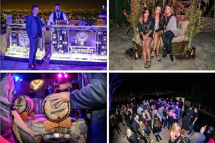 Jagermeister and Paul Oakenfold Host L.A.'s First Jager Stag's Club