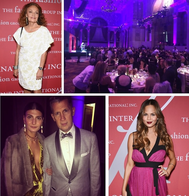 Inside Fashion Group International's 31st Annual Night of Stars