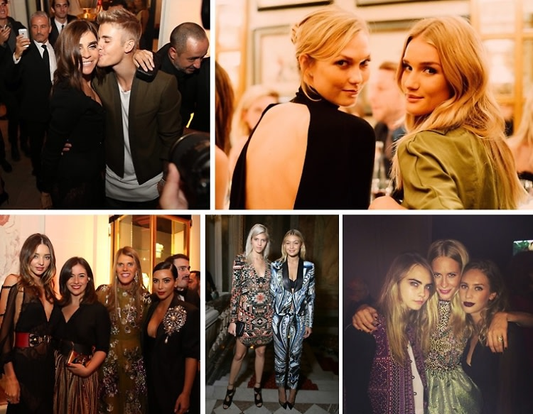 The Top Parties Of Paris Fashion Week 2014