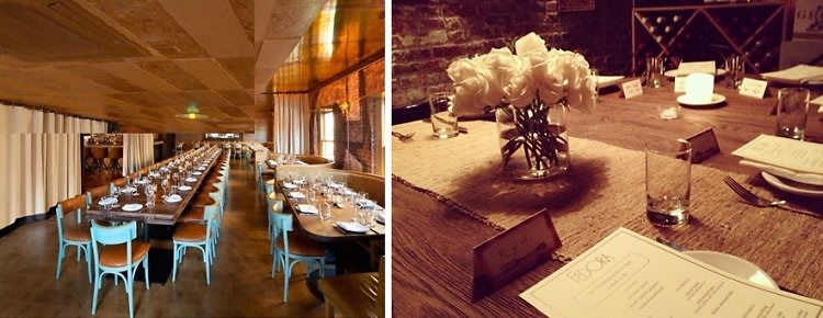 5 Private Dining Spots In NYC To Host Your Holiday Party