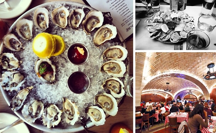 The Top 10 Raw Bar Happy Hours In NYC