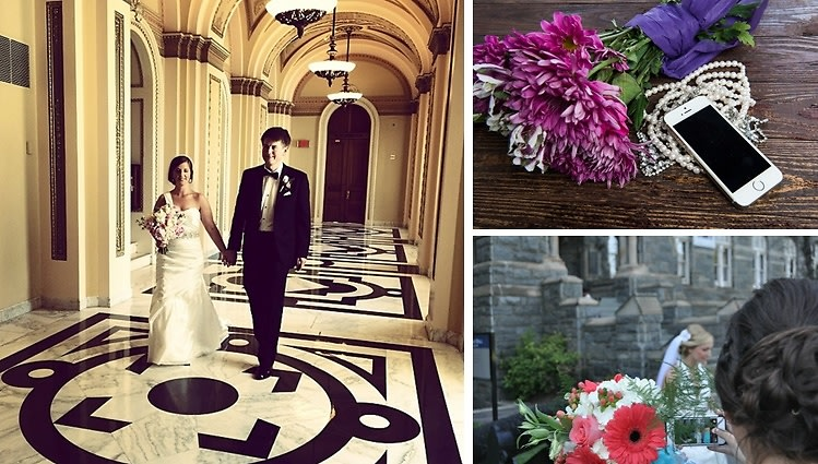 The Best Wedding Instagrams from Tweet The Bride, Now In NYC!