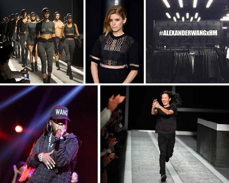 Alexander Wang x H&M Collection Launches With A Performance By Missy Elliott & More!
