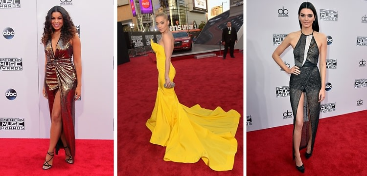 Best Dressed Guests: The American Music Awards