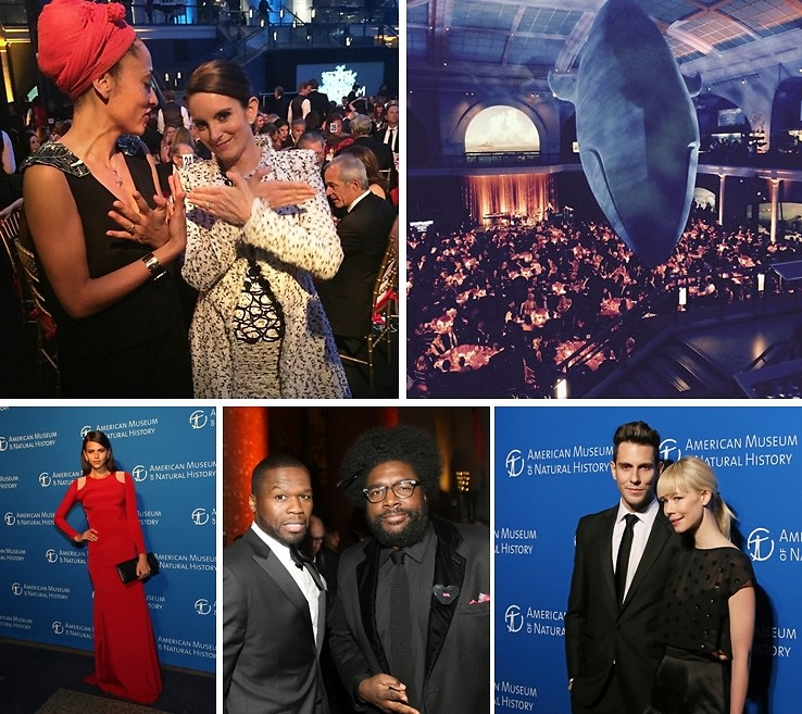 American Museum Of Natural History Gala 2014