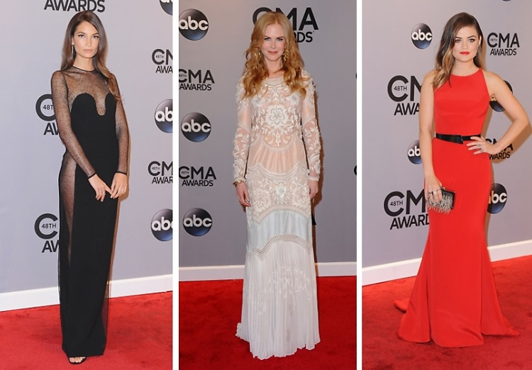 Best Dressed Guests: Our Top Looks From The 2014 CMA Awards