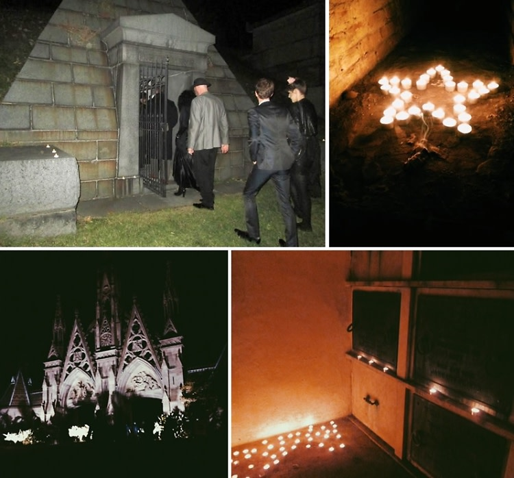 We Went To A Secret Cocktail Party In The Catacombs & This Is What Happened