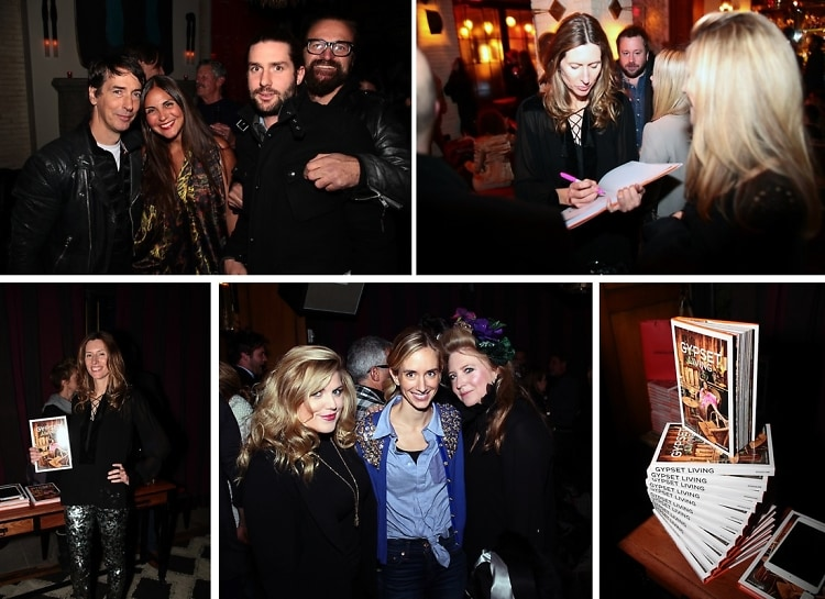 "GofG & Assouline Celebrate Julia Chaplin's ""Gypset Living"" At The Ludlow Hotel"