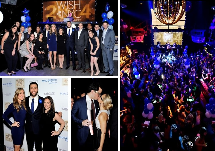 5th Annual WishNYC: A Toast To Wishes With Make A Wish