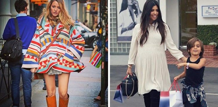 Pregnancy Style Off: The Best Baby Bump Beauties