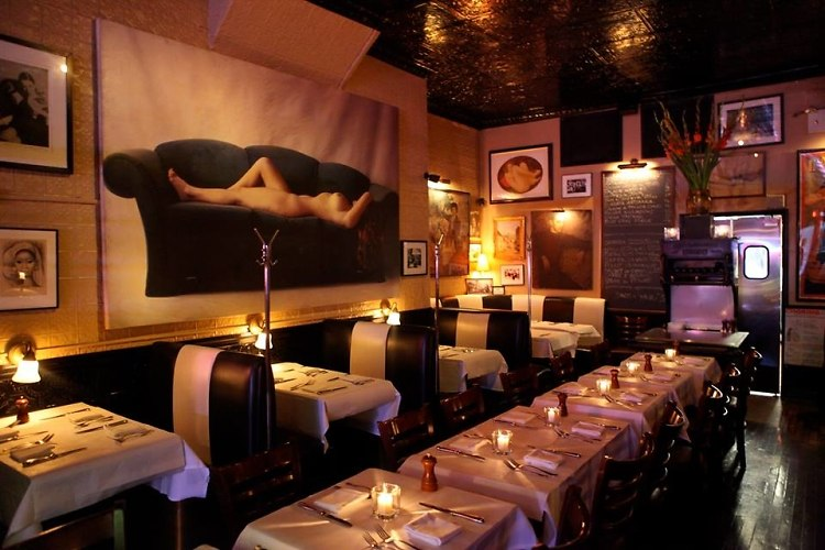 New york dating restaurant