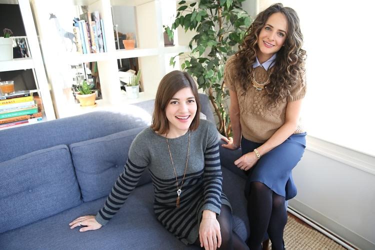 Erica Cerulo, Claire Mazur
