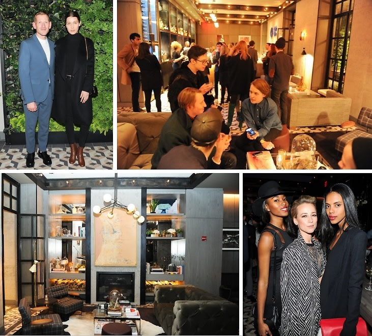 Inside The Paul Andrew CFDA Vogue Fashion Fund Cocktail Party