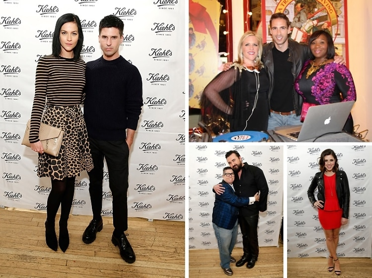 The Misshapes & Bevy Smith Join Kiehl's For A Charitable Shopping Soiree