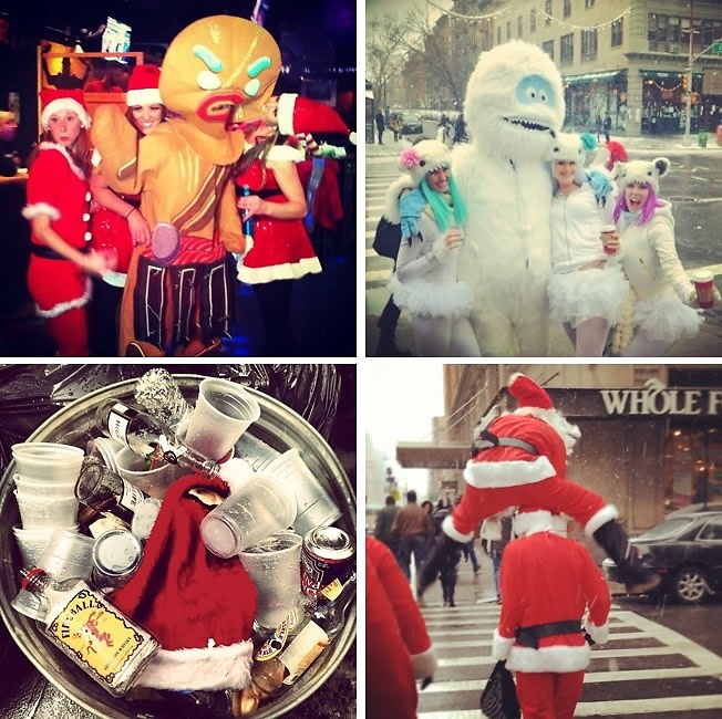 Santacon 2014: A Look Back At Last Year's Craziest Moments
