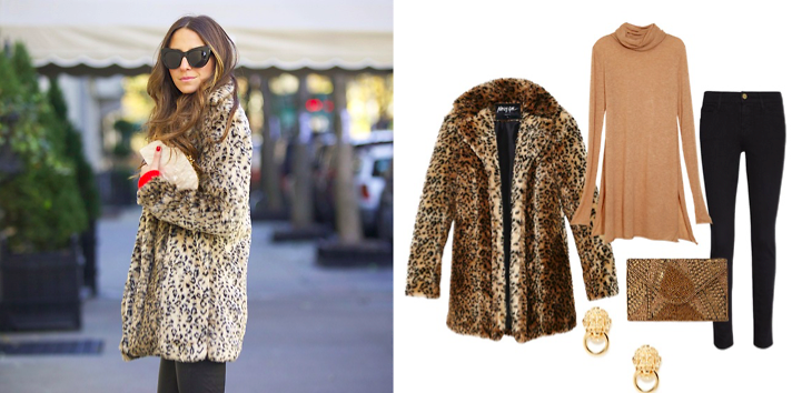 1 Jacket, 6 Ways: How To Rock Your Fur Jacket For All Your Winter Festivities