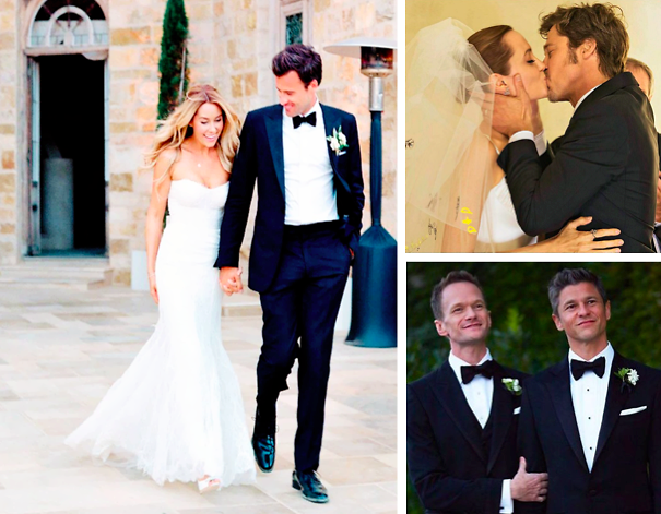 The 10 Most Memorable Weddings of 2014