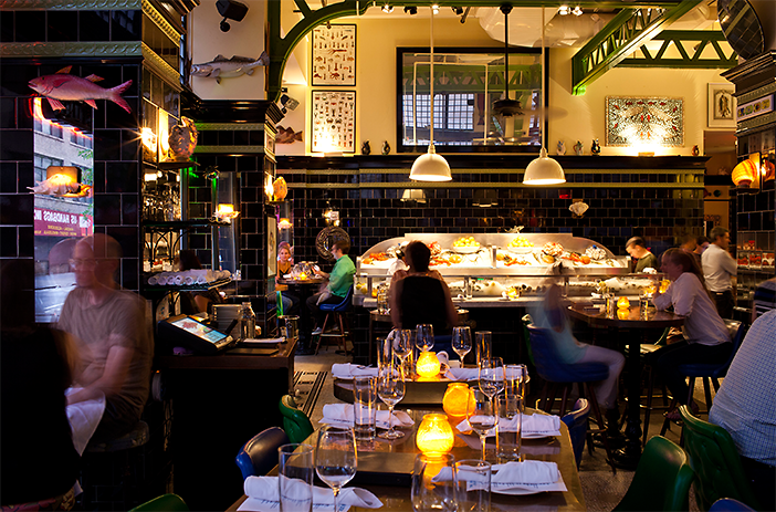NYC Dining Guide: Where To Eat Before The Ball Drops On New Year's Eve 2015