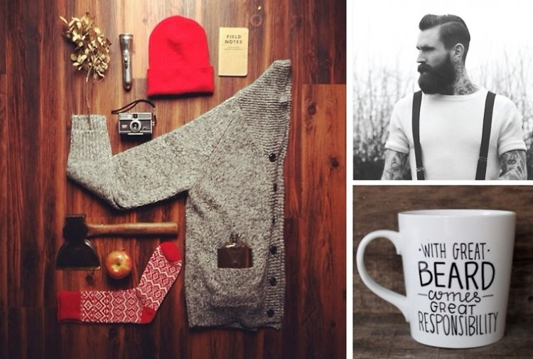 Lumbersexual Gift Guide