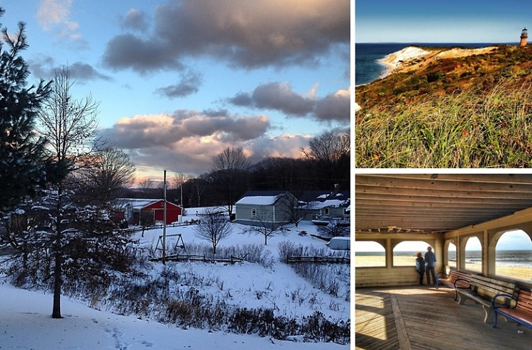 5 romantic winter getaways near nyc for Weekend getaway in nyc