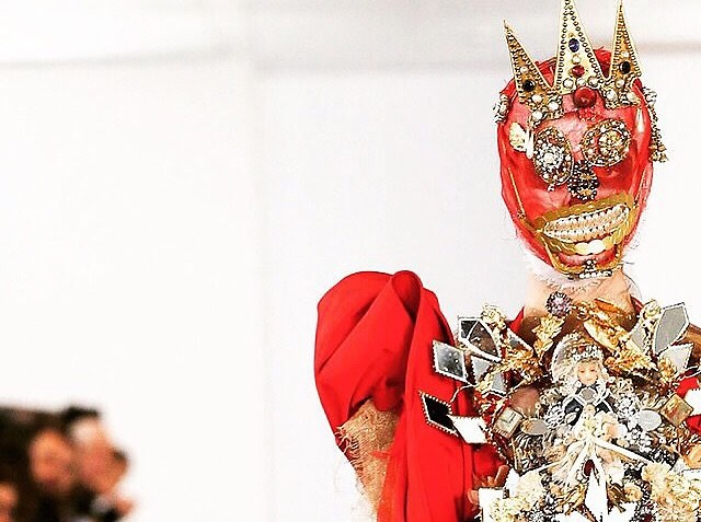 #MargielaMonday: Your First Look At John Galliano's Return To Couture