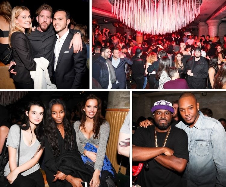 DJs, Designers & Downtown Cool Kids Help Celebrate Gilded Lily's 1 Year Anniversary